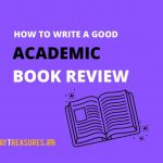 How to Write a Good Academic Book Review